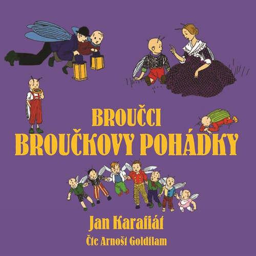 Audiokniha Broučci: Broučkovy pohádky  - Jan Karafiát - Arnošt Goldflam