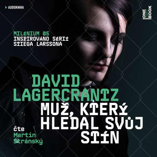 Audiokniha Muž, který hledal svůj stín - Milénium V - David Lagercrantz - Martin Stránský