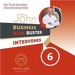 Business Risk Buster Intervenes 6 - Vladimír John (Audiobook)