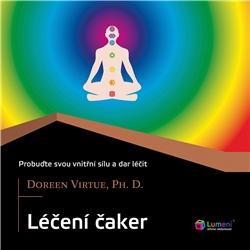 Léčení čaker - Doreen Virtue (Audiokniha)