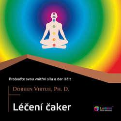 Audiokniha Léčení čaker - Doreen Virtue - Sylva Talpová
