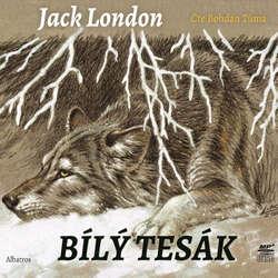 Audiokniha Bílý tesák - Jack London - Bohdan Tůma