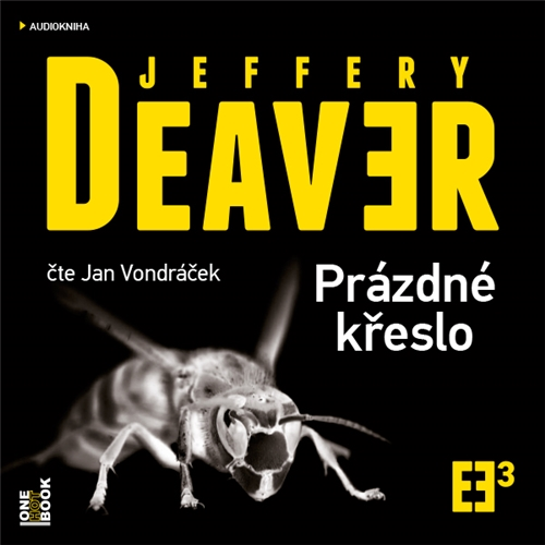 Prázdné křeslo - Jeffery Deaver (Audiokniha)