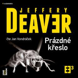 Audiokniha Prázdné křeslo - Jeffery Deaver - Jan Vondráček