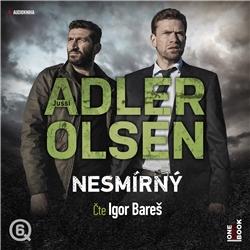 Nesmírný - Jussi Adler-Olsen (Audiokniha)