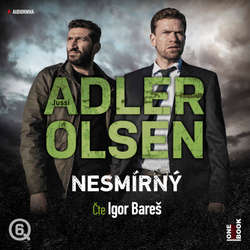 Audiokniha Nesmírný - Jussi Adler-Olsen - Igor Bareš