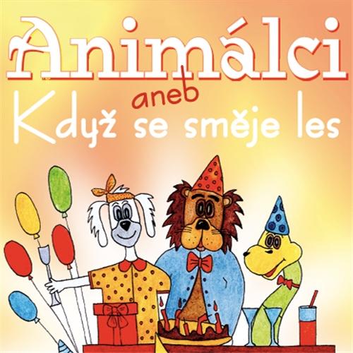 Animálci aneb Jak se směje les - Jarmila Pechová (Audiokniha)