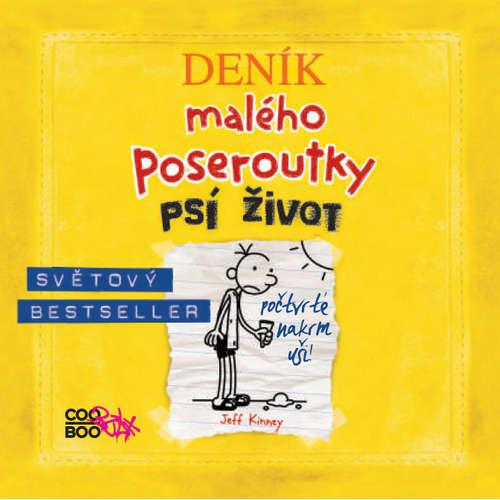Audiokniha Deník malého poseroutky 4 - Jeff Kinney - Václav Kopta