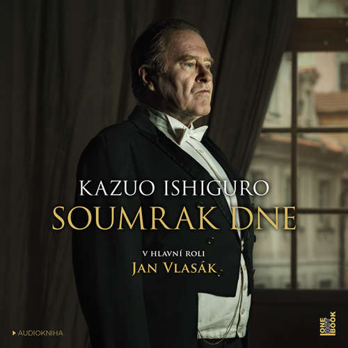 Audiokniha Soumrak dne - Kazuo Ishiguro - Jan Vlasák