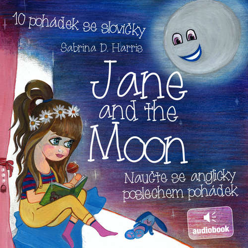 Audiobook Jane and the Moon - Sabrina D.Harris - Sabrina D. Harris
