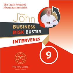 Business Risk Buster Intervenes 9 - Vladimír John (Audiobook)