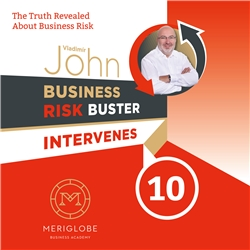 Business Risk Buster Intervenes 10 - Vladimír John (Audiobook)