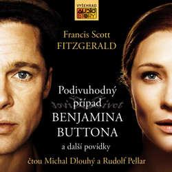 Audiokniha Podivuhodný případ Benjamina Buttona a další povídky - Francis Scott Fitzgerald - Rudolf Pellar