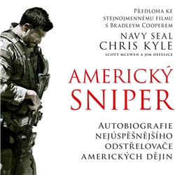 Americký sniper - Jim DeFelice (Audiokniha)