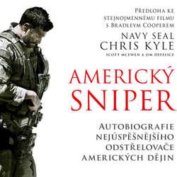 Audiokniha Americký sniper - Jim DeFelice - Bohdan Tůma