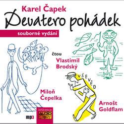 Audiokniha Devatero pohádek (komplet) - Karel Čapek - Vlastimil Brodský