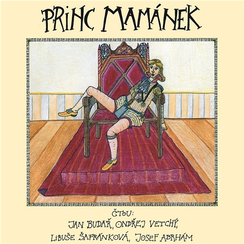 Princ Mamánek - Jan Budař (Audiokniha)
