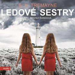 Audiokniha Ledové sestry - S. K. Tremayne - Regina Řandová