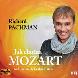 Audiokniha Jak chutná Mozart - Richard Pachman - Richard Pachman