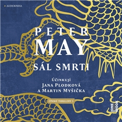 Sál smrti - Peter May (Audiokniha)