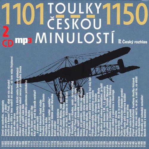 Audiokniha Toulky českou minulostí 1101-1150 - Josef Veselý - Josef Veselý