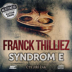 Audiokniha Syndrom E - Franck Thilliez - Jiří Žák
