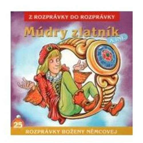 Audiokniha Múdry zlatník - Z Rozprávky Do Rozprávky - Boris Farkaš