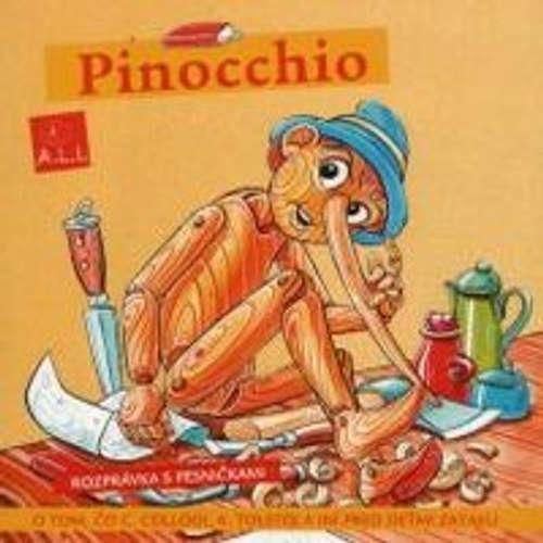 Audiokniha Pinocchio - Z Rozprávky Do Rozprávky - Rôzni Interpreti