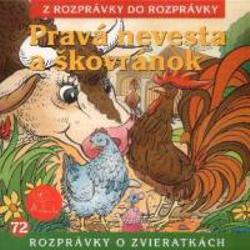 Pravá nevesta a škovránok - Z Rozprávky Do Rozprávky (Audiokniha)