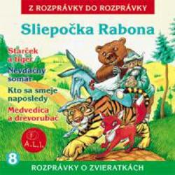 Sliepočka Rabona - Z Rozprávky Do Rozprávky (Audiokniha)