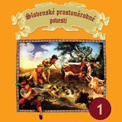 Slovenské prostonárodné povesti 1 - Pavol Dobšinský (Audiokniha)