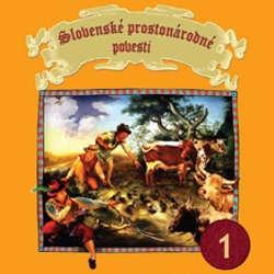 Audiokniha Slovenské prostonárodné povesti 1 - Pavol Dobšinský - Dušan Jamrich