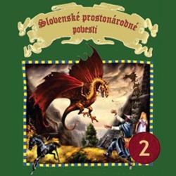 Slovenské prostonárodné povesti 2 - Pavol Dobšinský (Audiokniha)