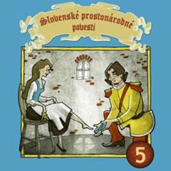 Slovenské prostonárodné povesti 5 - Pavol Dobšinský (Audiokniha)