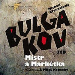 Audiokniha Mistr a Markétka - Michail Afanasjevič Bulgakov - Jiří Ornest