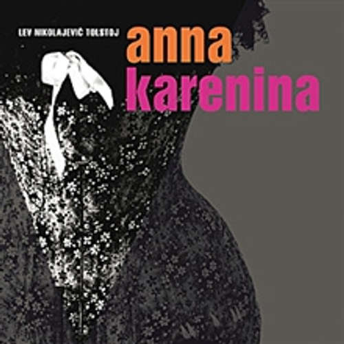 Audiokniha Anna Karenina - Lev Nikolajevič Tolstoj - Martin Růžek