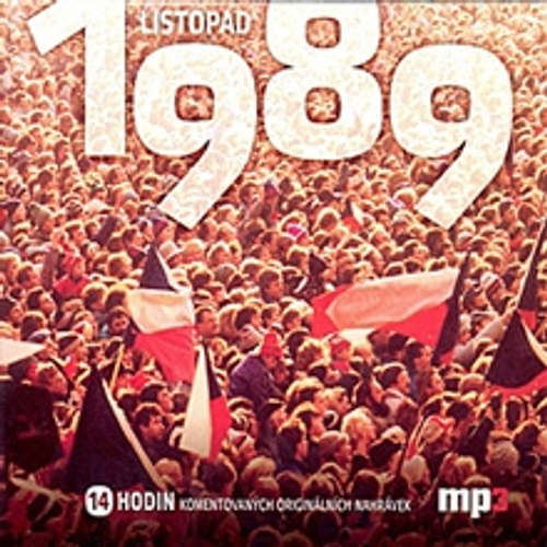 Audiokniha Listopad 1989 - Marek Janáč - Marek Janáč