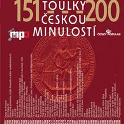 Toulky českou minulostí 151 - 200 - Josef Veselý (Audiokniha)
