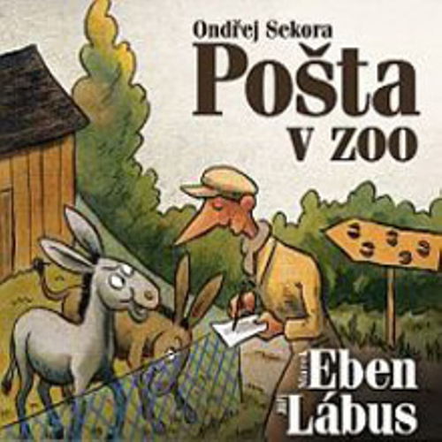 Pošta v ZOO - Ondřej Sekora (Audiokniha)