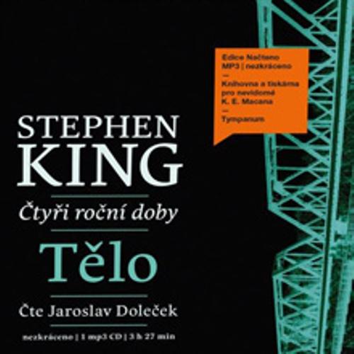 Tělo - Stephen King (Audiokniha)