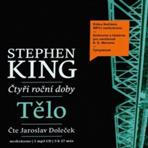 Audiokniha Tělo - Stephen King - Jaroslav Doleček