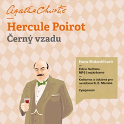 Hercule Poirot - Černý vzadu - Agatha Christie (Audiokniha)