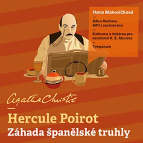 Hercule Poirot - Záhada španělské truhly - Agatha Christie (Audiokniha)