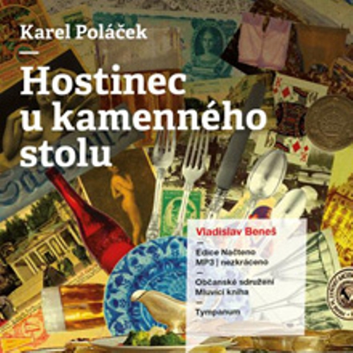 Hostinec u kamenného stolu - Karel Poláček (Audiokniha)