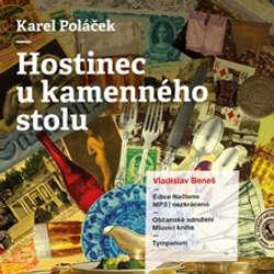 Audiokniha Hostinec u kamenného stolu - Karel Poláček - Vladislav Beneš