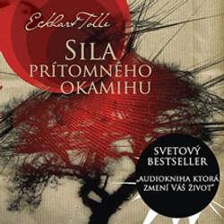 Audiokniha Sila prítomného okamihu - Eckhart Tolle - Matej Landl