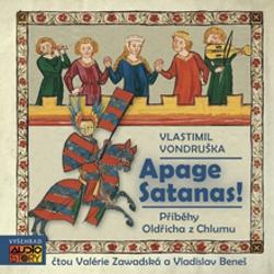 Apage Satanas - Vlastimil Vondruška (Audiokniha)