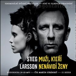 Muži, kteří nenávidí ženy - Milénium I - Stieg Larsson (Audiokniha)
