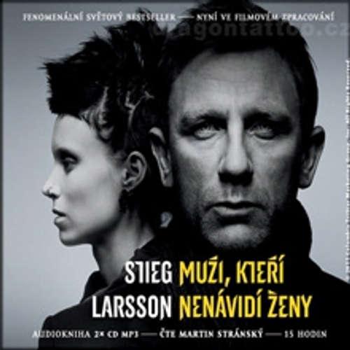 Audiokniha Muži, kteří nenávidí ženy - Milénium I - Stieg Larsson - Martin Stránský