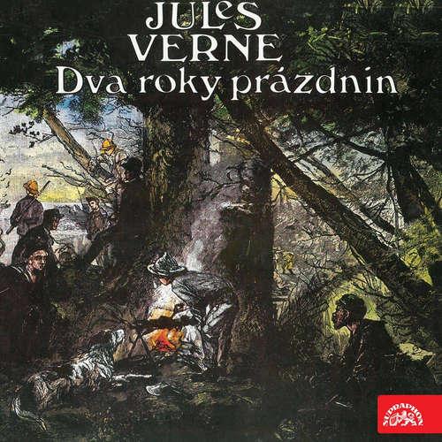 Audiokniha Dva roky prázdnin - Jules Verne - Jiří Ornest